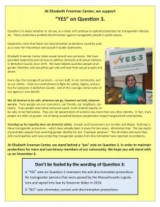 EFC stands with Yes on Question 3
