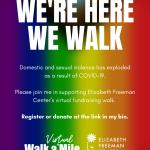Progress Pride WAM 2020 Story Graphic