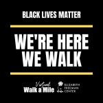 Black Lives Matter WAM 2020 Graphic